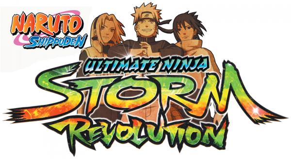 Naruto Shippuden- Ultimate Ninja Storm Revolution