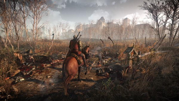 New The Witcher 3 screenshots 1