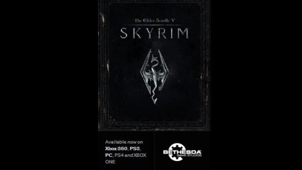 Skyrim PS4 Xbox One
