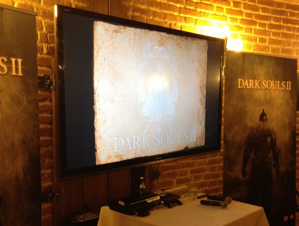 Dark Souls 2 interview