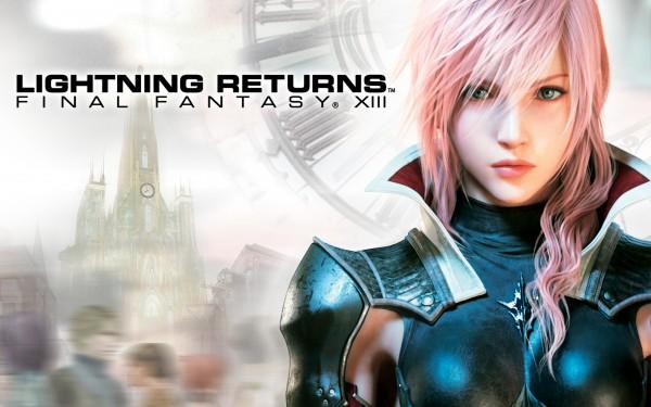 Lightning Returns Final Fantasy 13 logo