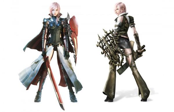 Lightning Returns- Final Fantasy XIII