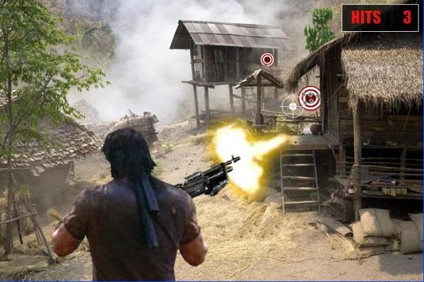 Rambo- The Video Game