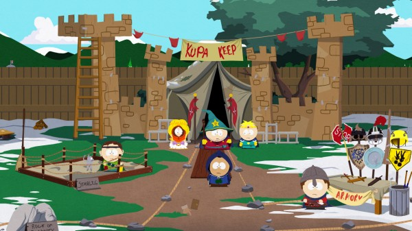 South Park- The Stick of Truth