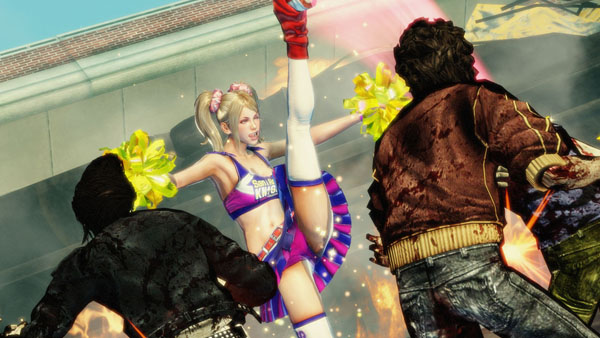 Lollipop-Chainsaw-1-Mil-Sales-Reach