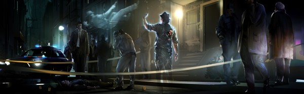 Murdered- Soul Suspect