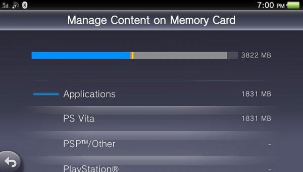 PS Vita System Software Update 310