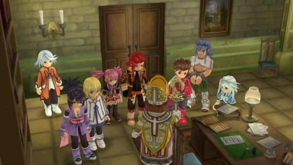 Tales of Symphonia Chronicles - 14