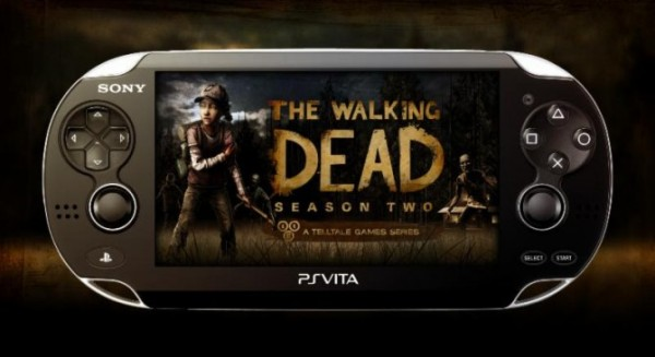 The Walking Dead Season 2  PS Vita Next Week