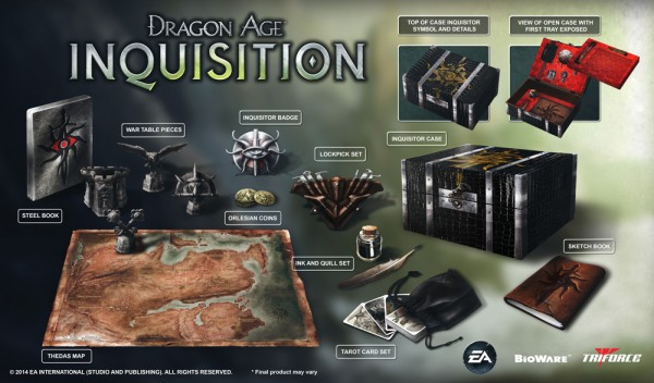 Dragon Age Inquisition - Uber Edition