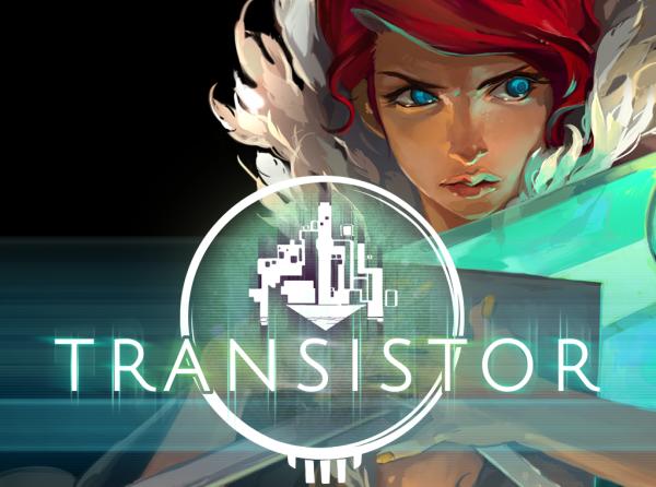 Transistor top logo