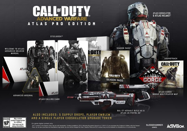 COD Advanced Warfare-atlas-pro-edition