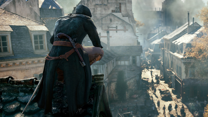 assassin creed unity matchmaking