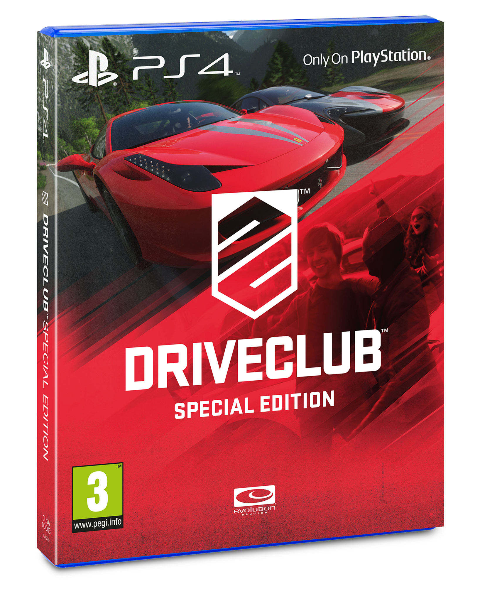 Driveclub special