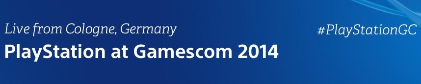 Sony gamescon 2014