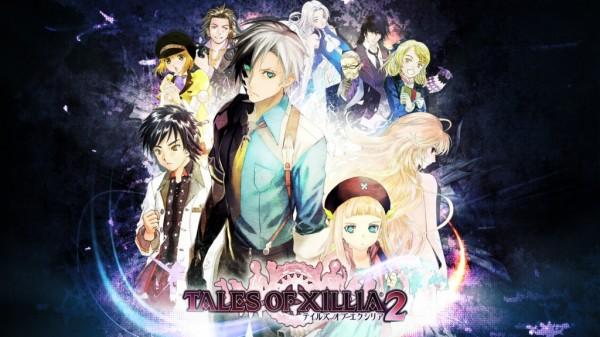 Tales of Xillia 2 logo