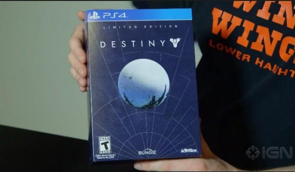 destiny limited ign