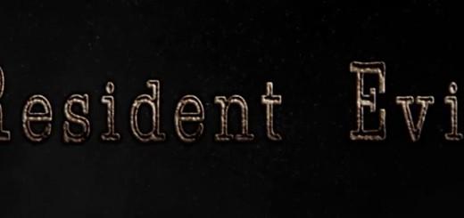 resident evil-logo