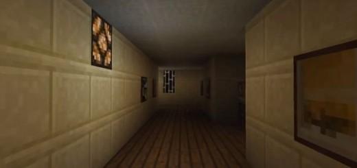 Silent Hills P.T. Minecraft