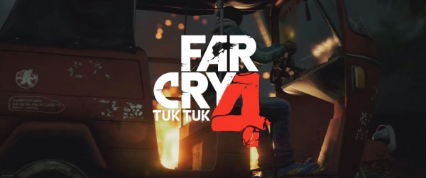 far cry 4 kyrat tuk tuk