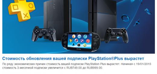 Стоимость вашей подписки PlayStation Plus будет увеличена