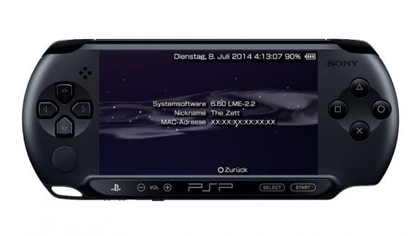 PSP-E1000-Black