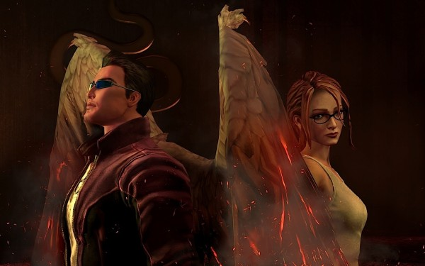 Saints Row- Gat Out of Hell