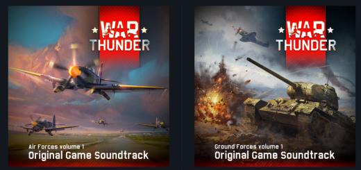 War Thunder OST