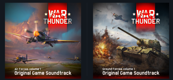 War Thunder OST
