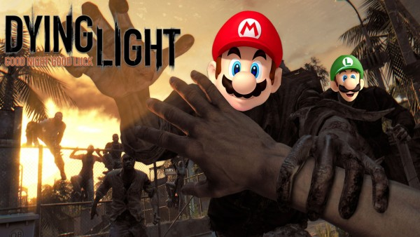 dying ligth Super Mario