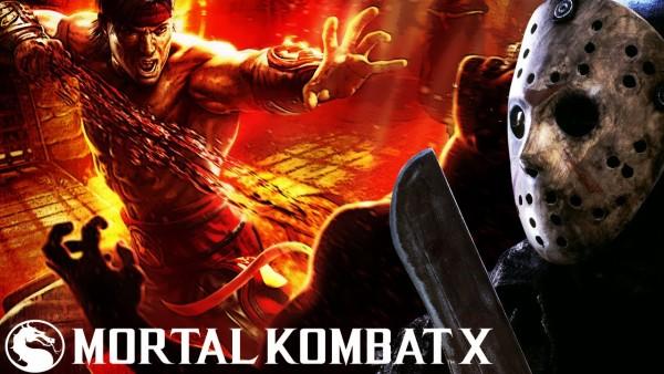 Mortal Kombat X - Liu Kang