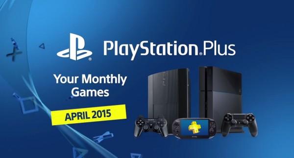 PlayStation Plus April 2015