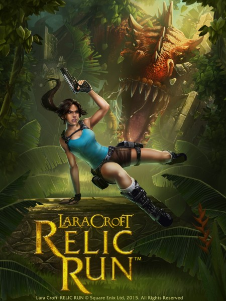 Lara Croft- Relic Run