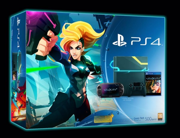 Velocity 2X PlayStation 4 Bundle