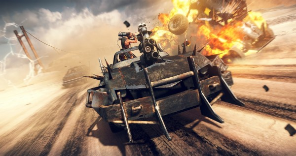 mad max first gameplay