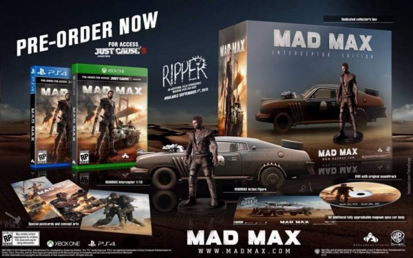 mad max collectors
