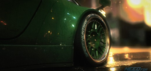 need for speed first tiser image