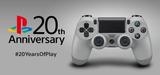 20th Anniversary Edition Dualshock 4