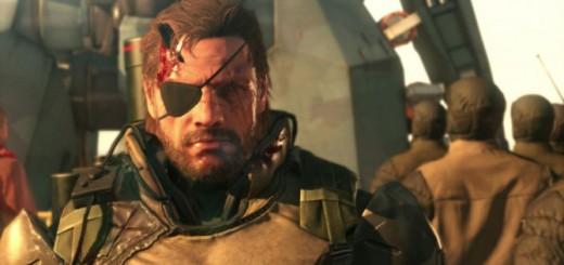 Metal Gear Solid V The Phantom Pain E3 Gameplay Demo