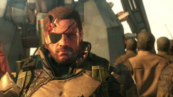 Metal Gear Solid V The Phantom Pain E3 Gameplay Demo