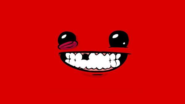 Super Meat Boy-PS4-PSV-Ann