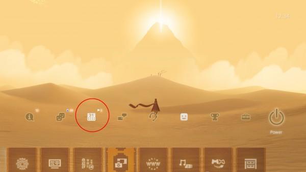journey calendar ps4 app