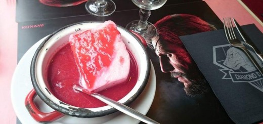 metal gear cafe paris