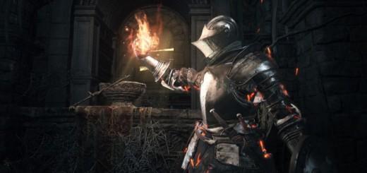 Dark Souls III on PS4