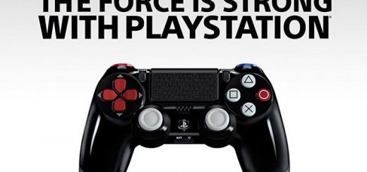 Darth Vader DualShock 4