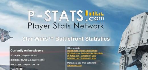 StarWars Battlefront Stats