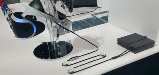 PlayStation VR external box