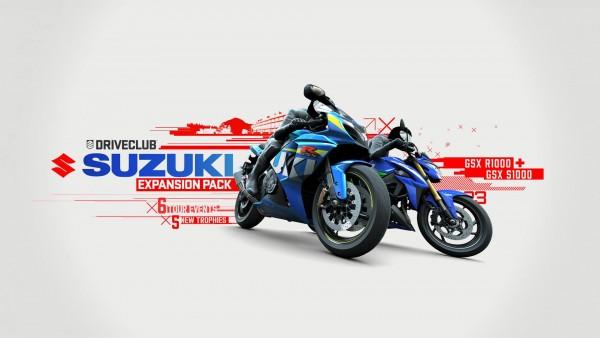 Driveclub Bikes Suzuki DLC