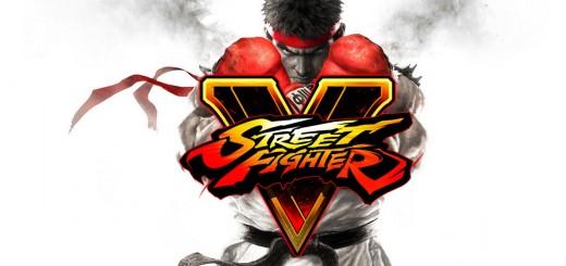 Street Fighter V_logo