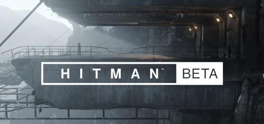 hitman beta logo